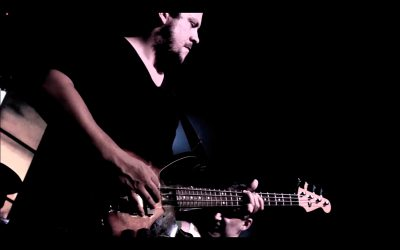 Felipe Melo (bass)